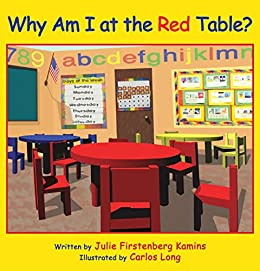 Why Am I at the Red Table? by [Kamins, Julie Firstenberg]