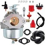AUTOKAY 632334A Carburetor for Tecumseh 632234 HM70 HM80 HMSK80 HMSK90 Engine Carb with Gasket