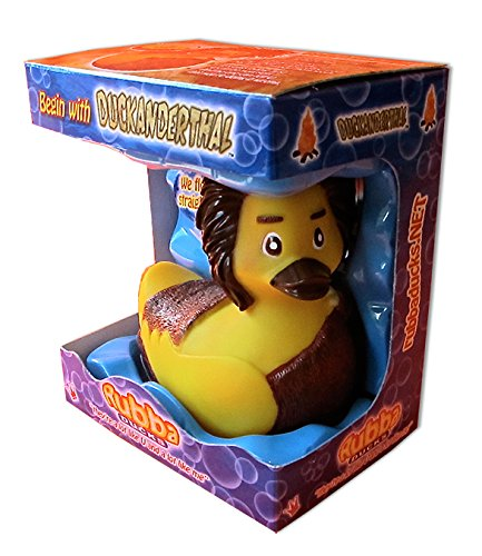 (Rubbaducks Duckanderthal Gift Box)