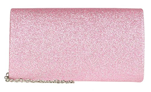 Girly Handbags - Cartera de mano mujer rosa