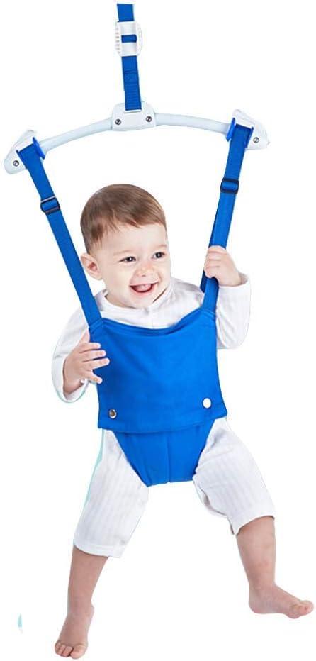 Baby Jumper Doorway Exerciser per bambini da 6 a 24 mesi iBaste T/ürhopser