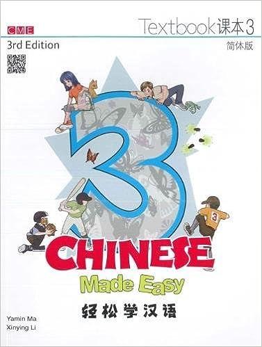 Como Descargar Elitetorrent Chinese Made Easy 3rd Ed (simplified) Textbook 3 Archivo PDF A PDF