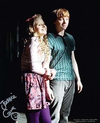 JESSIE CAVE as Lavender Brown - Harry Potter Genuine ...