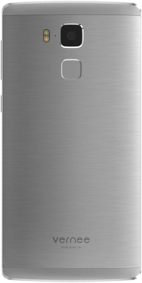 Vernee Apollo Lite Moonlight Silver Android 6.0 4G, 5.5 Pulgadas ...