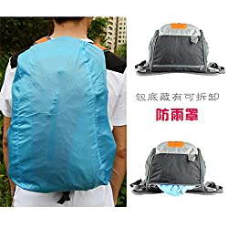 Kmise SP0010 Fashionable Stereo Backpack with Decompression System, Orange from Kmise