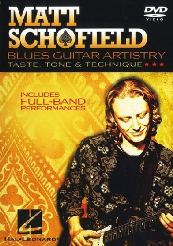 DVD : Matt Schofield - Blues Guitar Artistry (DVD)