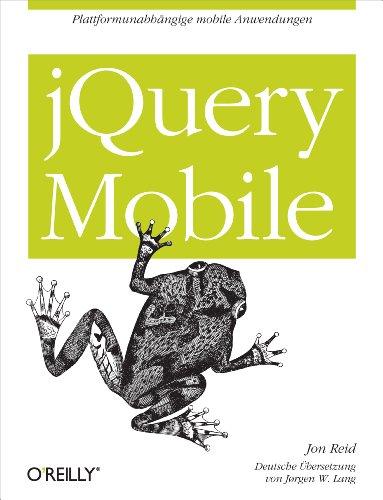 Download jQuery Mobile (German Edition) Pdf
