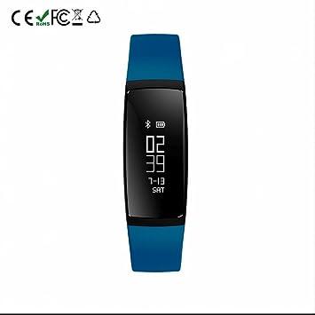 Cardiofréquencemètres Bracelet Connecté,Fitness Tracker dActivité Montre Connectée Santé moniteur de fréquence cardiaque