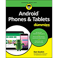 Android Phones & Tablets For Dummies (For Dummies (Computer/Tech)) (English Edition)