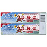 Colgate Kids Cavity Protection Fluoride Toothpaste, Bubble Fruit, 2 Count (Pack of 12)