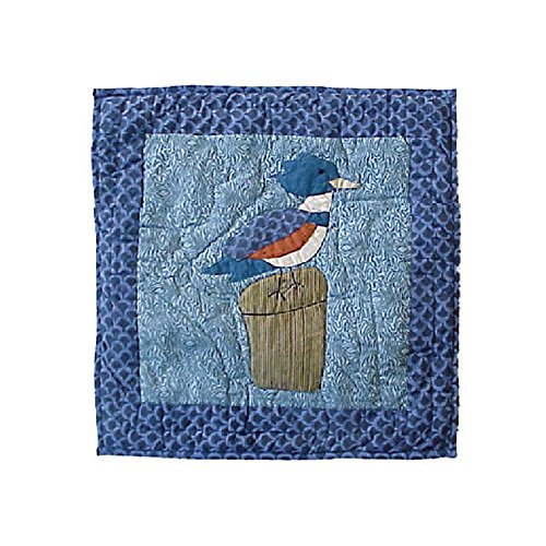 (Patch Magic Beach Critters,Hen Toss Pillow, 16-Inch by 16-Inch)