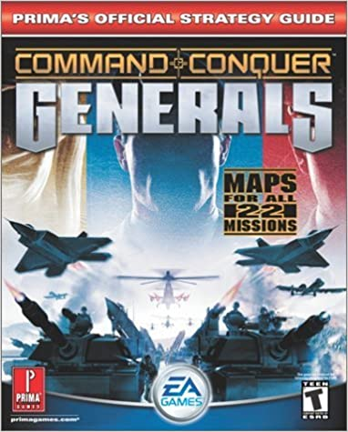 Command and Conquer Generals: Prima's Official Strategy Guide by Steve Honeywell (2003-02-18)