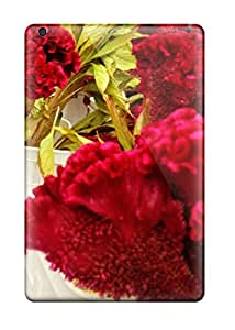 David J. Bookbinder's Shop 3211734I83113735 Tpu Case Cover For Ipad Mini Strong Protect Case - Fall Flowers Design