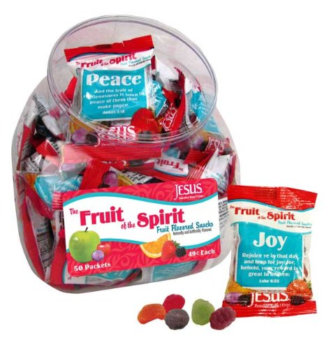 fruit candy jar - 3