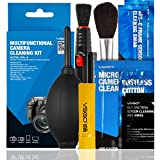 Camera Cleaning Kit VSGO Professional Sensor Cleaning Swab Body Air Blower Lens Pen CCD CMOS for Digital DSLR SLR Cameras Lens Sensor