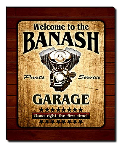 ZuWEE Banash Family Garage Gallery Wrapped Canvas Print from ZuWEE
