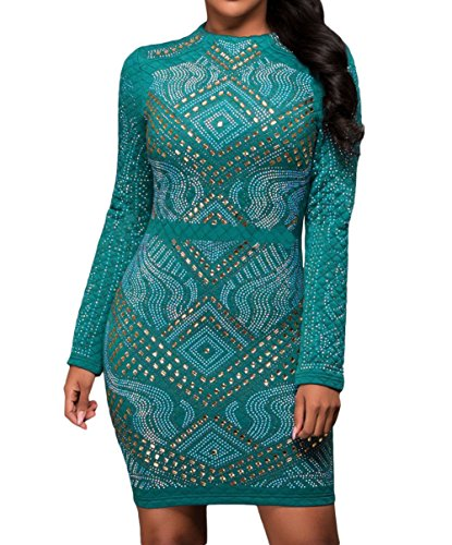Quilted Womens Dress - 5