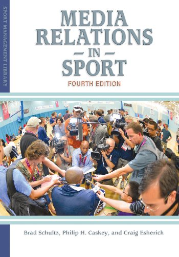 Media Relations in Sport by FiT Publishing