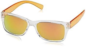 Dice - Gafas de Sol Infantiles Naranja Shiny Crystal Orange Talla Talla  única f15a367661a9