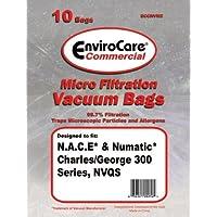 EnviroCare Micro Filtration Vacuum Bags, 10 Pack