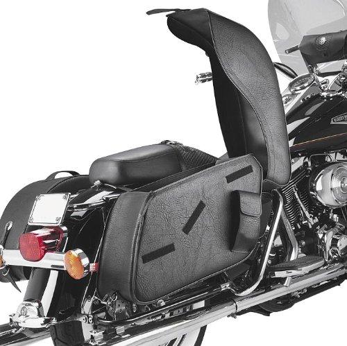 All American Rider Plain Extra-Large Futura 2000 Slant Saddlebags