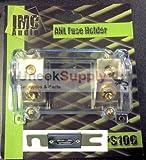 IMC Audio Inline ANL Fuse Holder 0 2 4 Gauge PS106 with 1 200 Amp ANL Fuse