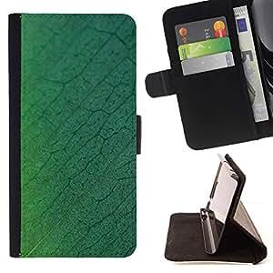 For Samsung Galaxy S6 Case , Simple patrón de 27- la tarjeta de Crédito Slots PU Funda de cuero Monedero caso cubierta de piel
