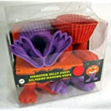 Monster Silly Feet Silicone Baking Cups