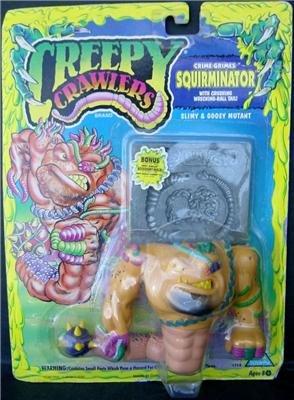 - Squirminator Creepy Crawlers with Mold