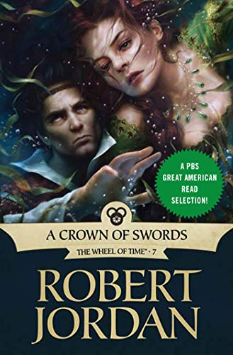 Pull Crown - A Crown of Swords: Book Seven of 'The Wheel of Time'