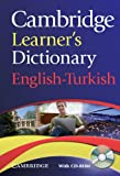 Cambridge Learner's Dictionary English-Turkish with CD-ROM, Not Available (NA), 0521736439