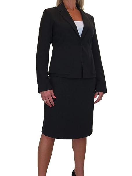 Amazon.com: icecoolfashion Smart Business - Falda con forro ...