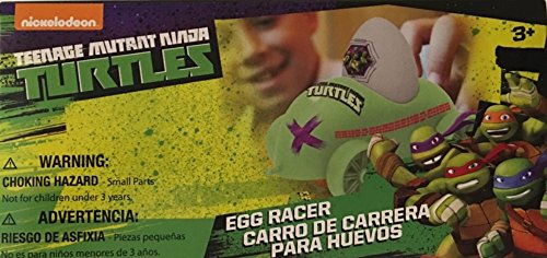 Nickelodeon Teenage Mutant Ninja Turtle Easter Egg Racer ~ 1 count for $<!--$3.85-->