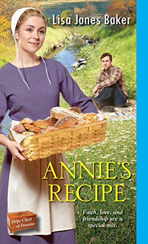 Annie's Recipe (Hope Chest of Dreams Book 2)