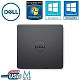 Dell External USB Ultra Slim USB DVD +/- RW Optical Drive 429-AAUQ