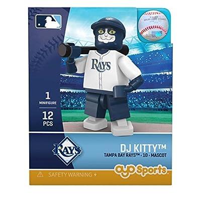 DJ Kitty OYO MLB Tampa Bay Rays G5 Generation 5 Mini Figure