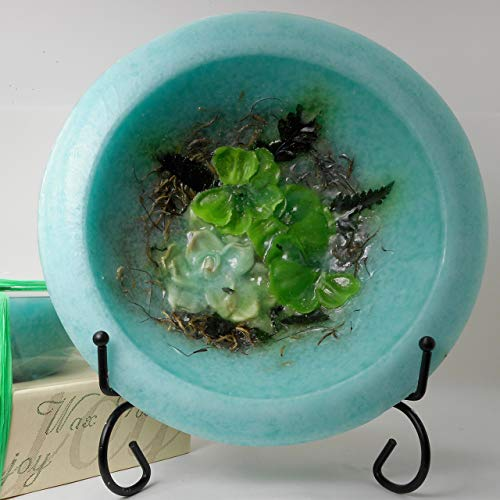 Habersham Candle Company Gardenia and Water Lily Wax Pottery Vessel