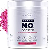 Nitric Oxide Supplement - Caffeine Free Pre Workout w. L Arginine Citrulline Malate, Beet Root Powder & AAKG—Powerful Nitrous Oxide Booster Natural Stim Free Preworkout for Men & Women No2 Supplements