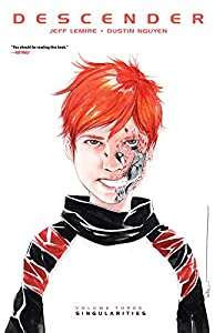 Descender Volume 3: Singularities