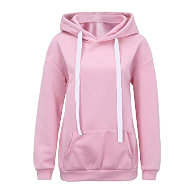 9968d9b2821 Women Sweatshirt Godathe Fashion Women Solid Long Sleeve Letter ...