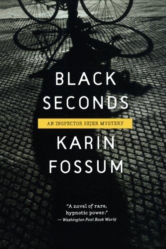 Black Seconds (Inspector Sejer Mysteries) PDF
