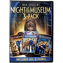 A Night At The Museum Triple Pack Feature