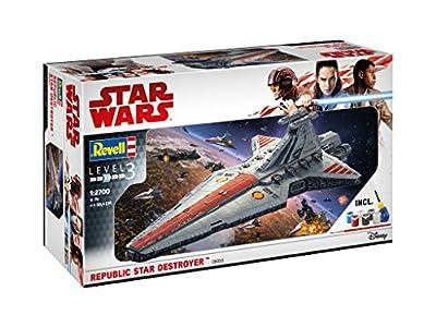 Revell 06053, Republic Star Destroyer, 1:2700 Scale Plastic Model