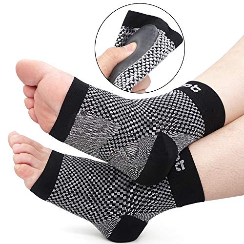 Dr. Foot's Compression Arch Support Sleeves Socks