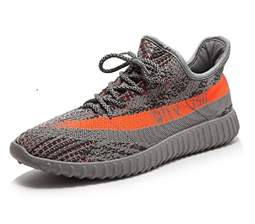 Price comparison product image Zhouling ZHOU Fashion Casual Walking Shoes Lightweight Athletic Sneakers For Couple Men Women Unisex Comfortable Cool