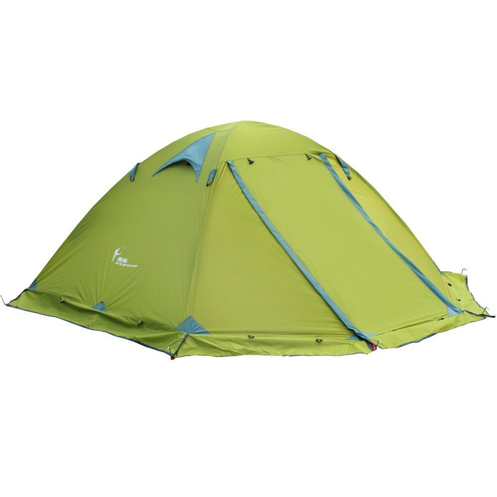 3-4 season Double Layer Backpacking Winter Tent