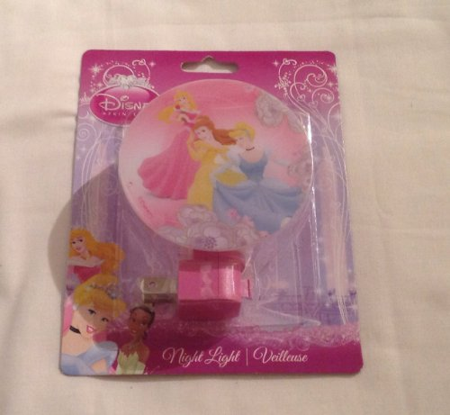 Disney Princess Night Light (Varied Images)