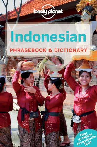 Indonesian Phrasebook & Dictionary (Lonely Planet Phrasebooks)