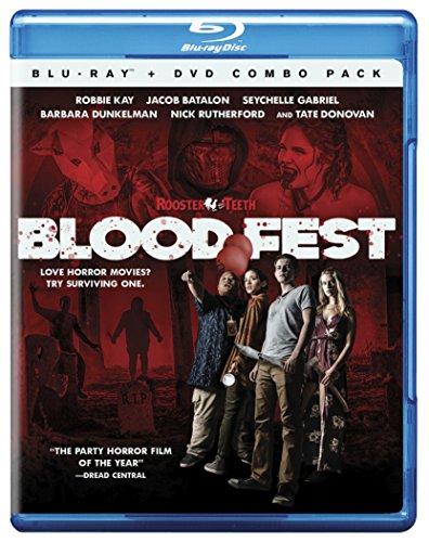 Blood Fest (COMBO) [Blu-ray]