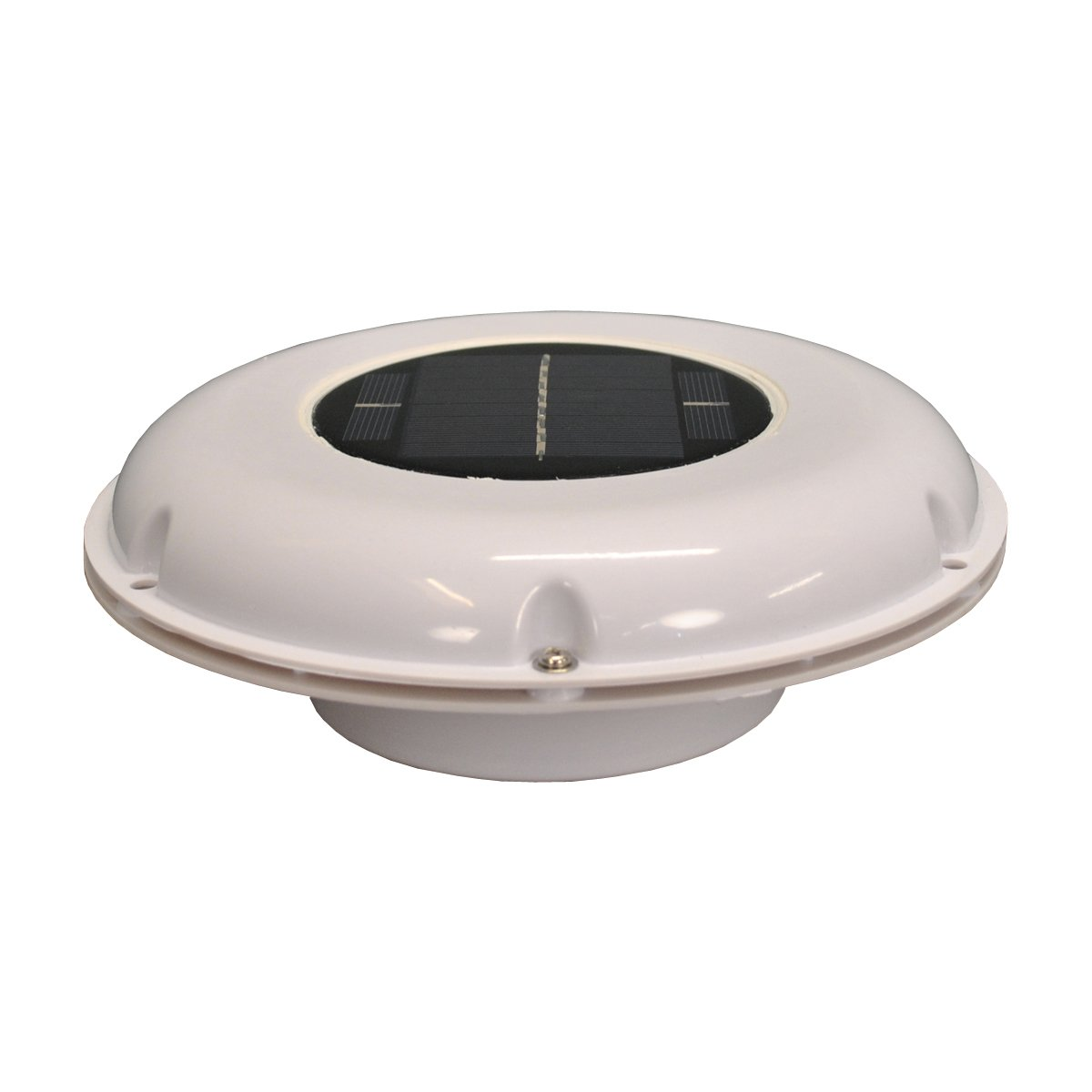 Selections Solar Powered Greenhouse Ventilator